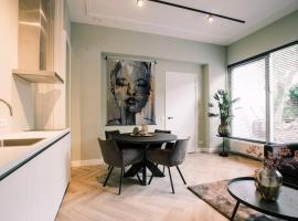 Stadsvilla Tilburg met tuin, Luxury Hendrik, apartment in Tilburg
