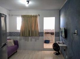 Quarto.sala topázio, apartment in Maceió