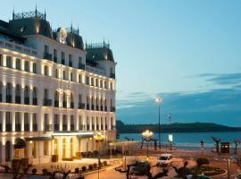 Gran Hotel Sardinero, hotel en Santander