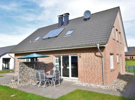 Scenic Holiday Home in Zierow near Seabeach, Golf Course, holiday home in Zierow