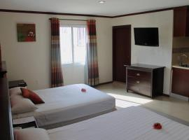 Curacao Suites Hotel, hotel in Willemstad