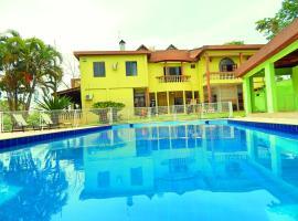 Jardins Guesthouse, отель в городе Риу-Бранку