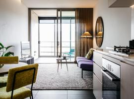 Nishi Apartments Eco Living by Ovolo, apartment in Canberra