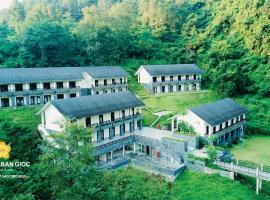 Sài Gòn - Bản Giốc Resort, hotel in Cao Bằng
