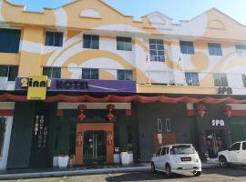 2 Inn 1 Boutique Hotel & Spa, hotel in Sandakan