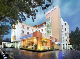 Grand Malabar, hotel in Bandung