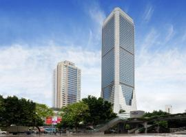 Crowne Plaza Guangzhou City Centre, an IHG Hotel, hotel with pools in Guangzhou