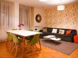 Modern Suite Ankeruhr, apartman u Beču
