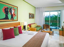 RM, The Grand Mayan Suites, Vidanta in Riviera Maya, hotel in Puerto Morelos