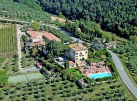 Villa Curina Resort, hotel in Castelnuovo Berardenga