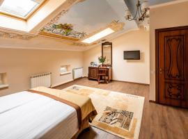Mini-Hotel Guest House Inn Lviv, hotel near Shevchenka Avenue, Lviv