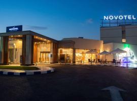 Novotel Cairo Airport, отель в Каире