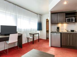 Aparthotel Adagio Access Paris La Villette, apart-hotel em Paris