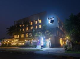 Emerald Clarks Inn Suites, accessible hotel in Mysore