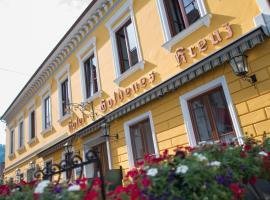 Hotel-Garni Goldenes Kreuz, Hotel in der Nähe von: Burg Clam, Grein