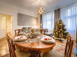 PragueOne Apartment,A/C,Terrace, appartamento a Praga