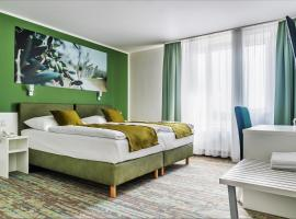 Hotel Atlantis, hotel v Brne