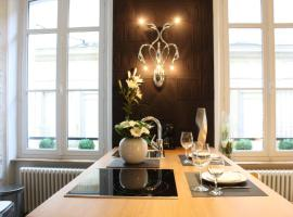 Suit'Home Jacobins, boutique hotel in Angers