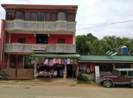 Seacret Lodge, lodge in Taytay