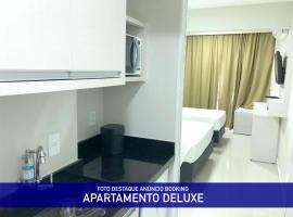 Nox Apart Hotel - Garvey, serviced apartment in Brasilia