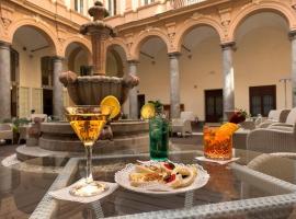 Grand Hotel Piazza Borsa, hotel near Vucciria, Palermo