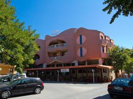 Hotel Manz 2, hotel in Pomorie