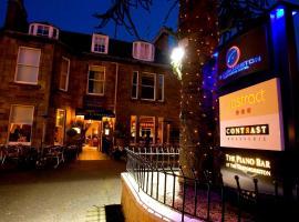 The Glenmoriston Townhouse Hotel, hotel in Inverness