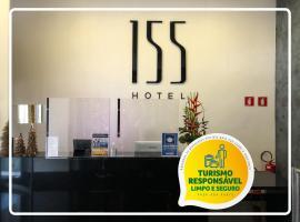 155 Hotel, hotel boutique em São Paulo