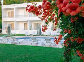Aroma Butik Hotel, отель в Анталье