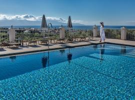 Villa Varouxakis, hotel with pools in Plataniás