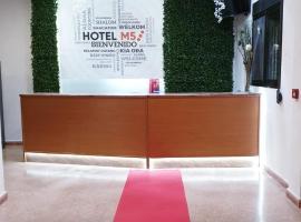 Hotel M5 Valencia Aeropuerto, hotel near Valencia Airport - VLC,