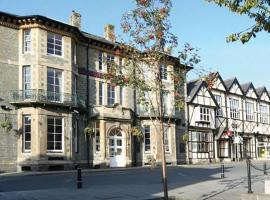 The Knighton Hotel by Paymán Club, hotel in Knighton