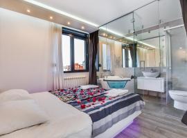 Luxury Boutique City Center Apartments, apartman u Beogradu
