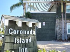 Coronado Island Inn, hotel in San Diego
