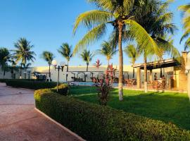 Pousada Italia Beach, hotel in Aquiraz