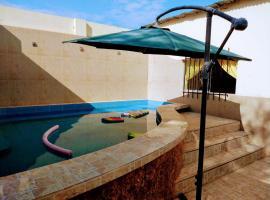 Colibri Ecolodge, hotel with pools in Noria Poma