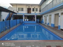 Hospedaje y piscina el paraíso, hotel in Villeta