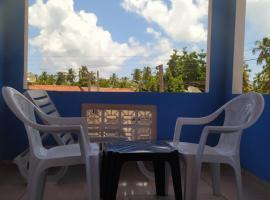 Casa Japa Bech (Bitingui), holiday home in Japaratinga