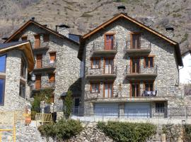 Apartaments l'Arrel, hotel in Espot