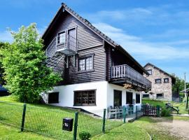 Cozy Chalet in Vielsalm with Sauna, hotel near Ski Action Baraque de Fraiture, Fraiture