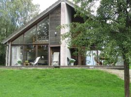Contemporary Chalet in Malmedy near Forest, pet-friendly hotel in Malmedy