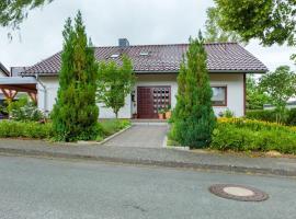 Cozy Apartment in Bleiwasche Germany near Ski area Willingen, room in Bad Wünnenberg
