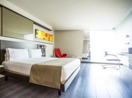 Inntu Hotel, hotel cerca de Segundo Parque Laureles, Medellín