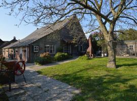 Luxury Farmhouse in North Brabant near the Lake, hotel in Bergen op Zoom
