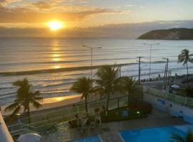 APTO - HOTEL PONTA NEGRA BEACH RESIDENCe, hotel near Genipabu Lagoon, Natal