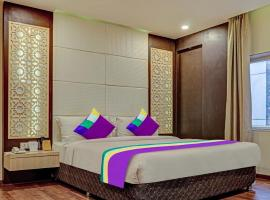 Treebo Tryst The Onyx Hotel, hotel in Jamshedpur