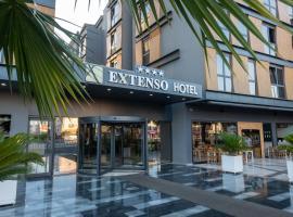 Extenso Hotel, hotel near Izmir Adnan Menderes Airport - ADB,