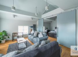 Stylish Luxury Apartment in The Centre of Henley, hotel in Henley on Thames