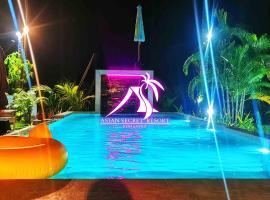 Asian Secret Resort, resort village in Lamai