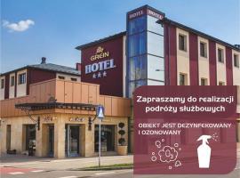 Grein Hotel, hotel near Rzeszów-Jasionka Airport - RZE, Rzeszów